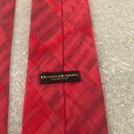 Donna Karan silk γραβάτα