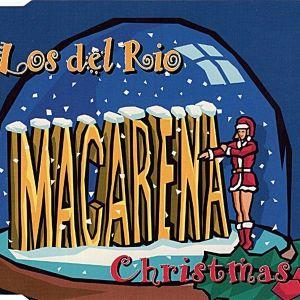 """LOS DEL RIO """"MACARENA CHRISTMAS"""" - CD-SINGLE"""