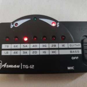Axman TG-12 (Κουρδιστήρι Κιθάρας και Μπάσου)