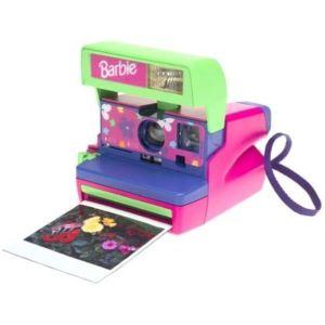 Φωτογραφική Μηχανή Polaroid Barbie Pink Instant 600 Film Camera