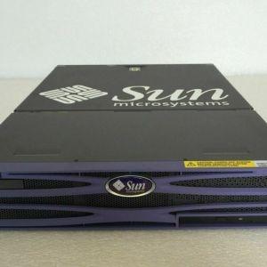 Sun Oracle sunfire 240 server
