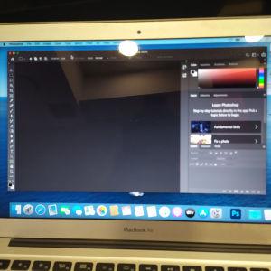 περνάω photoshop 2020 σε MacBook