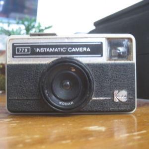 Kodak Instamatic 77x Φωτογραφικη.