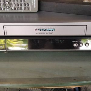 VIDEO PANASONIC NV120 SUPER VHS