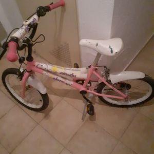 Ποδηλατο + Κρανος για κοριτσι