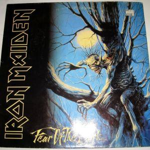 Iron Maiden - Fear Of The Dark (βινύλιο)