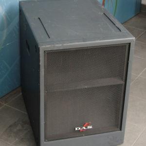 Bass-118, DAS subwoofer 500 watt RMS