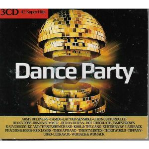 4 CD DANSE PARTY