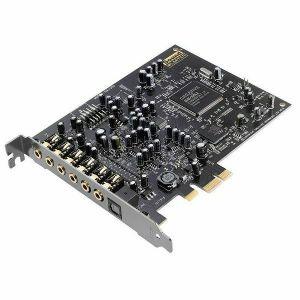 Κάρτες ήχου PC DESKTOP