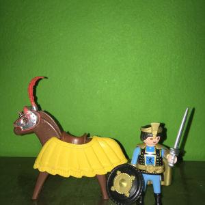 Πρίγκιπας και Άλογο