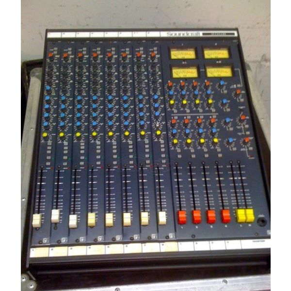 Soundcraft 200B konsola ichou miktis
