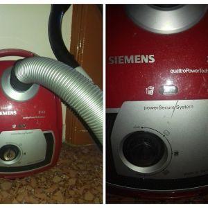 σκούπα Siemens + σακούλες