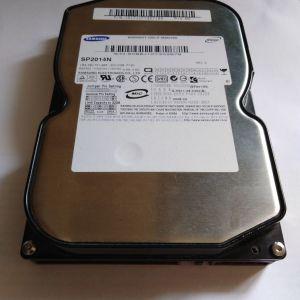 σκληρός δίσκος SAMSUNG SP2014N (SpinPoint P120), 200 GB
