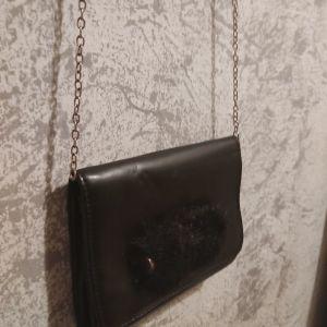 Τσάντα φάκελος / χιαστί