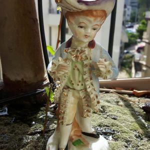 πορσελάνινο αγαλματάκι από Ιαπωνία