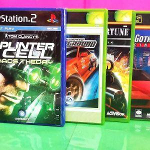 Συλλεκτικά Video Games (PS2-XBOX)