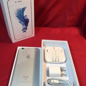 Iphone 6S Silver Original (32GB) 9 Mηνες Εγγυηση