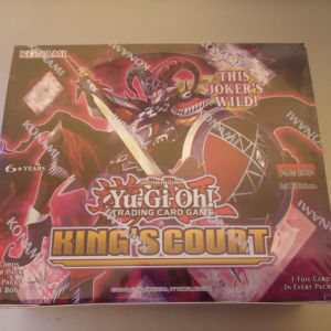 King's Court Booster Box (Sealed)
