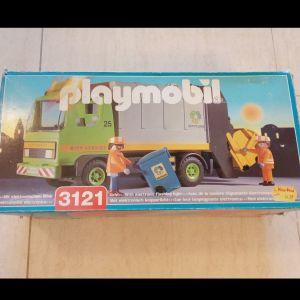 Playmobil 3121 Σκουπιδιαρικο