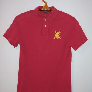 Ralph Lauren polo shirt κόκκινο