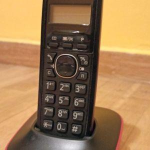Ασυρματο τηλεφωνο Panasonic