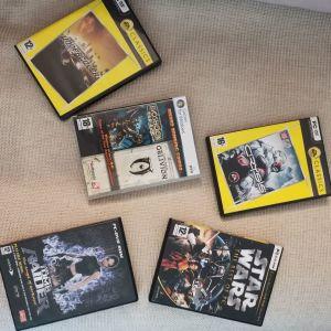 Παιχνίδια για υπολογιστή (PC GAMES)