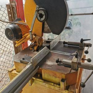 Επαγγελματικό δισκοπρίονο αλουμινίου 400mm