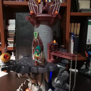 Playmobil, κάστρο και δράκος