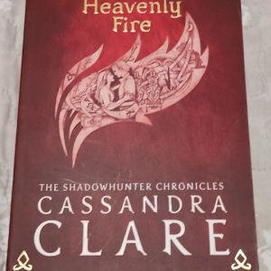 """Βιβλίο ξενόγλωσσο """" City of Heavenly Fire """" της Cassandra Clare"""