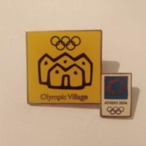OLYMPIC PIN Καρφίτσα Αθηνα 2004.