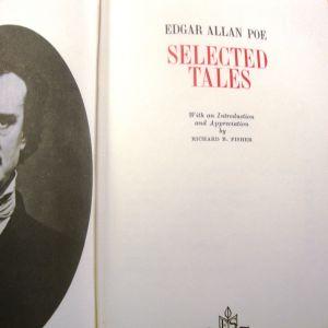 Edgar Allan Poe. Selecthd Tales