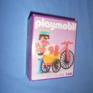 PLAYMOBIL 5400 FLOWER SELLER