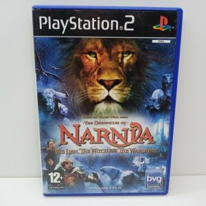 PS2 PLAYSTATION 2 TWO USED - NARNIA THE LION, THE WITCH