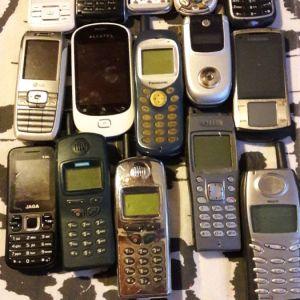 Πακέτο κινητών παλαιάς τεχνολογίας