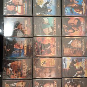 15 Ταινίες James bond