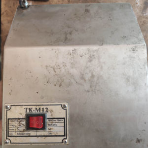 Επαγγελματική Μηχανή Κοπής Κιμά TK-M12