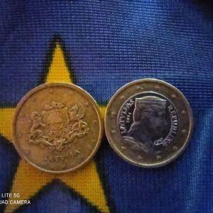 Ευρω Λετονιας