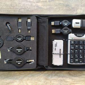 Κασετίνα SilverCrest με 9 εξαρτήματα και καλώδια PC