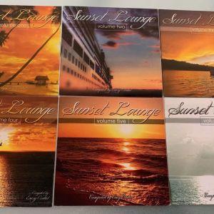 Sunset lounge volume 1-6 cd