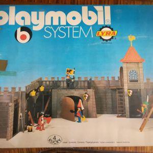 Playmobil Tείχος