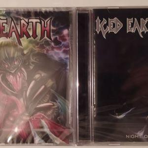 Iced Earth cd Heavy metal