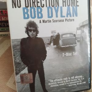 BOB DYLAN NO DIRECTION HOME DVD