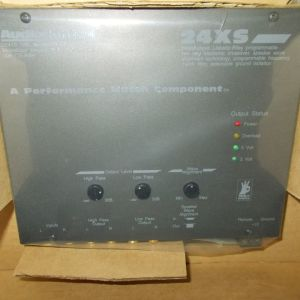 Audio Control 24XS 2 Channel Electronic Crossover
