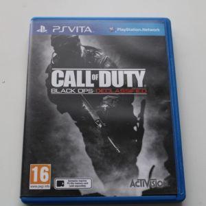 Call of Duty Black Ops: Declassified PsVita