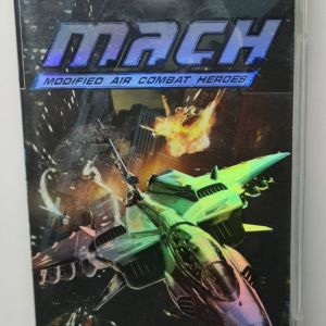 PSP MACH MODIFIED AIR C0MBAT HEROES USED