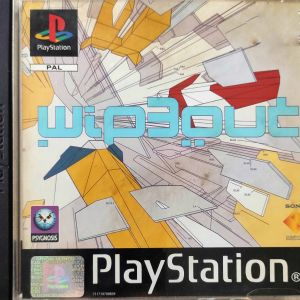 Wipeout 3 - Psx 1 game