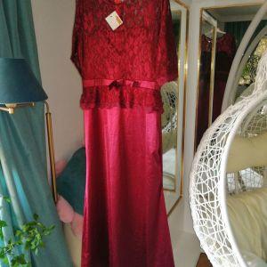 Κομψό φόρεμα καινούργιο XL