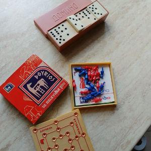 Vintage παιχνίδια