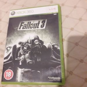 Fall Out 3 for Xbox360