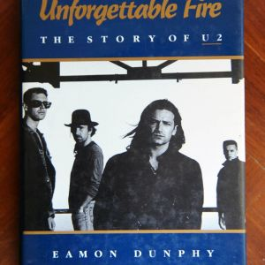 «the story of u2»  ( Eamon Dunphy) Πρώτη έκδοση